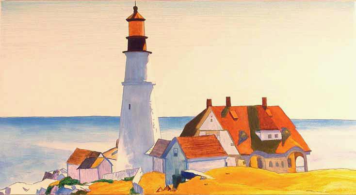Portland Head Lighthouse 2002